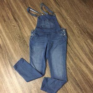 Jean overalls medium
